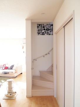 IKEAの棚で写真を飾る_e0214646_12251844.jpg
