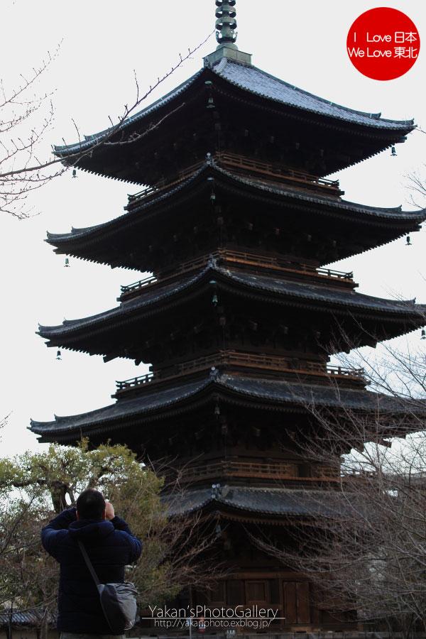 ぶらり途中下車の旅「京の冬の旅」 11 東寺[観智院、五重塔]編_b0157849_214558.jpg