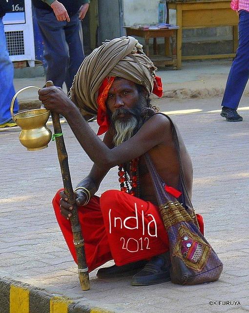 インド旅行記 11  カジュラホ その1_a0092659_2120742.jpg