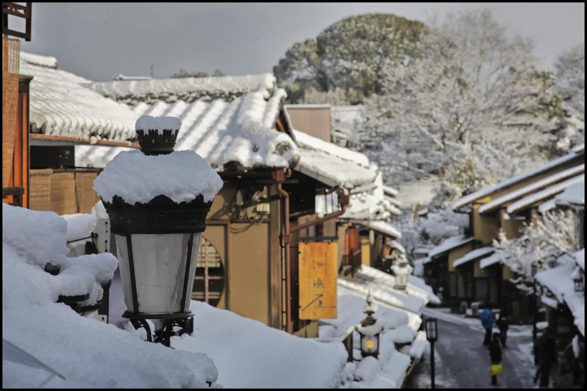 雪景色 <京都>_f0021869_232834100.jpg