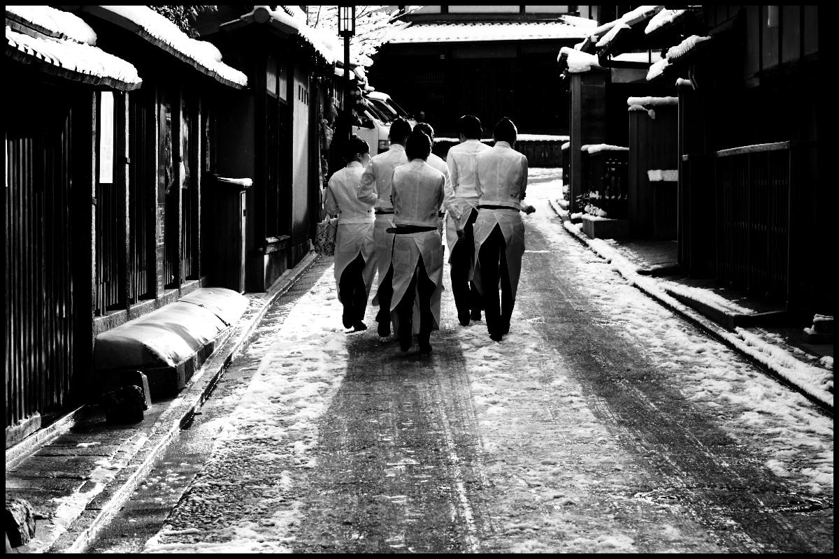 雪景色 <京都>_f0021869_6483093.jpg