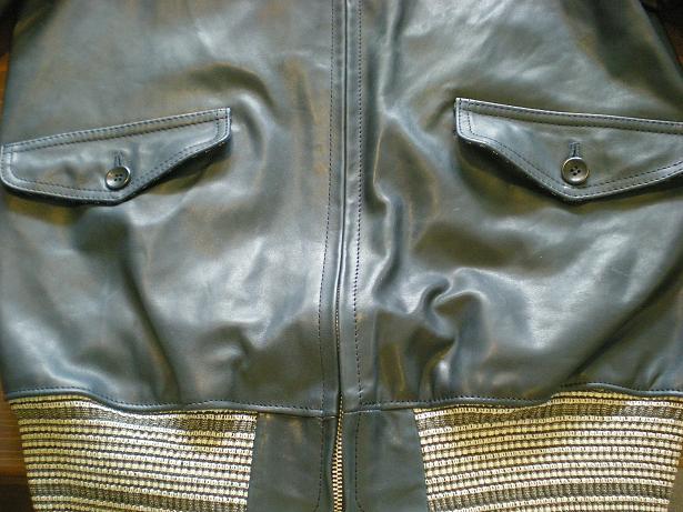 ROWDY Leather sports Jacket 2_d0160378_16554228.jpg