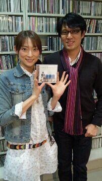 松本英子さんのラジオ番組。_c0029779_2255195.jpg
