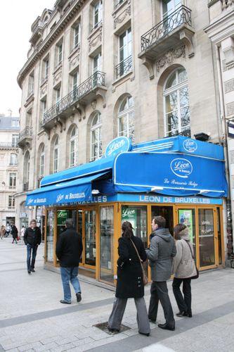 旅日記 モロッコ・パリ JAN2011 その14 パリを歩く!一日目_f0059796_2313644.jpg