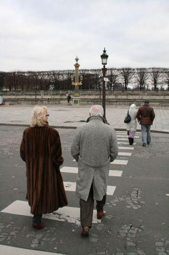 旅日記 モロッコ・パリ JAN2011 その14 パリを歩く!一日目_f0059796_2316320.jpg