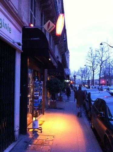 旅日記 モロッコ・パリ JAN2011 その15 パリを歩く!二日目_f0059796_23251183.jpg