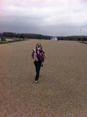 旅日記 モロッコ・パリ JAN2011 その15 パリを歩く!二日目_f0059796_23295664.jpg