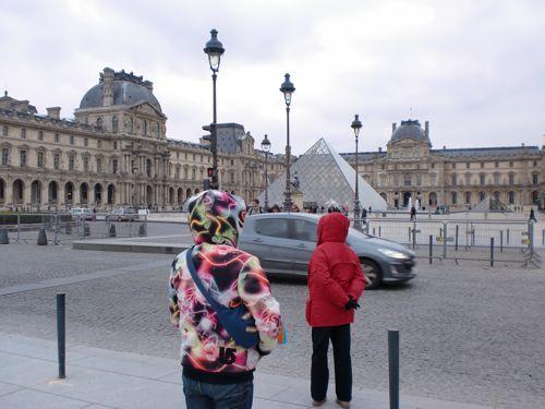 旅日記 モロッコ・パリ JAN2011 その15 パリを歩く!二日目_f0059796_23322313.jpg