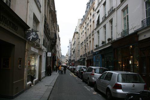 旅日記 モロッコ・パリ JAN2011 その16 パリを歩く!三日目_f0059796_2354065.jpg