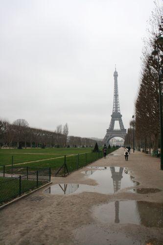 旅日記 モロッコ・パリ JAN2011 その14 パリを歩く!一日目_f0059796_2371781.jpg