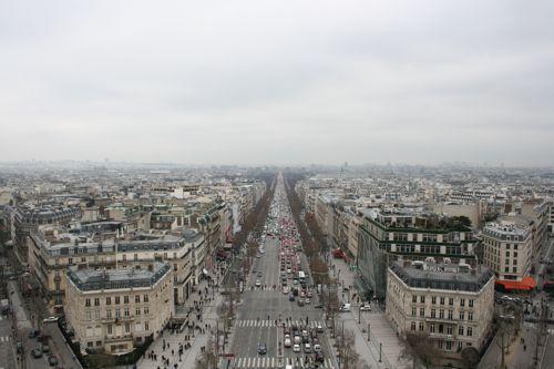 旅日記 モロッコ・パリ JAN2011 その14 パリを歩く!一日目_f0059796_2395760.jpg