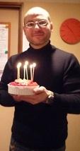 Buon compleanno! でも実は恥ずかしい、、、_e0170101_12555414.jpg