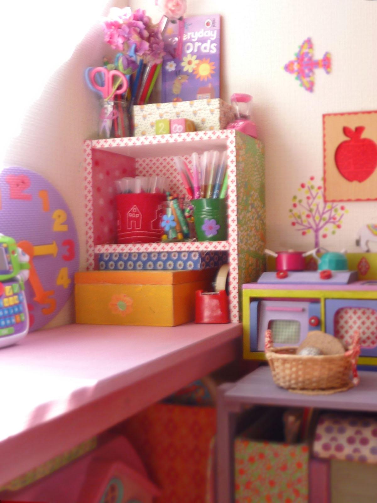 子供部屋、ステイショナリー ... : カラフル粘土 : すべての講義