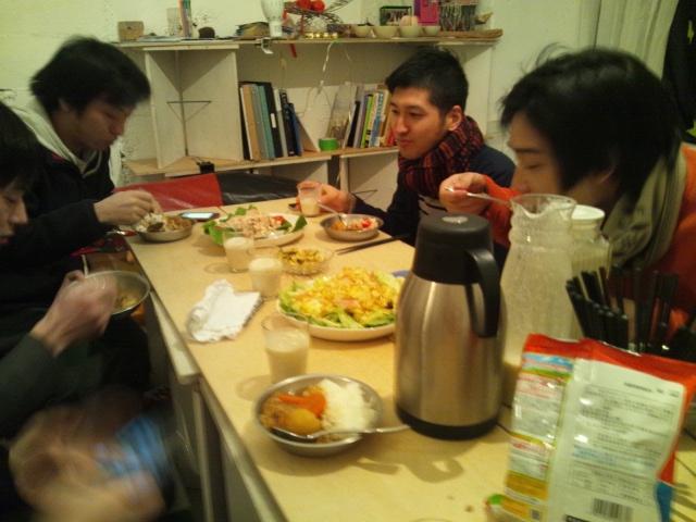 AANキッチン 今日のごはんは少々不安ぎみに始まりました・・・^-^_d0058440_6483945.jpg