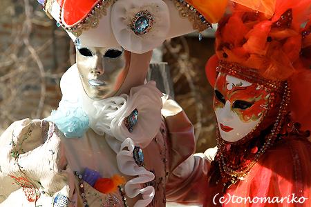 ヴェネチア仮面カーニバル_c0024345_237279.jpg