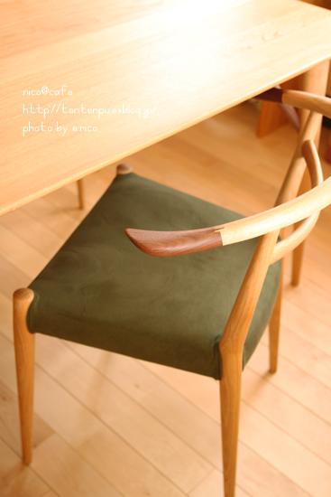 椅子の衣替え~_f0192151_22343910.jpg