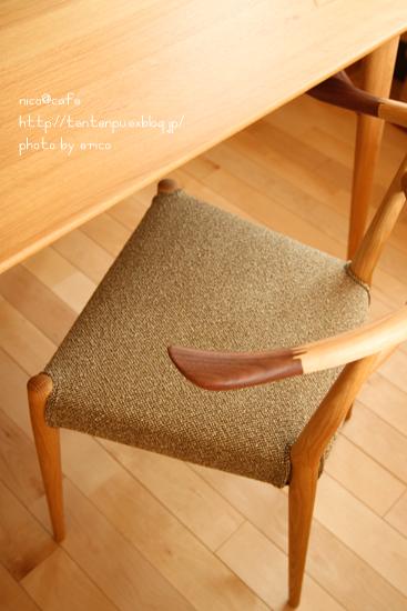 椅子の衣替え~_f0192151_22494553.jpg