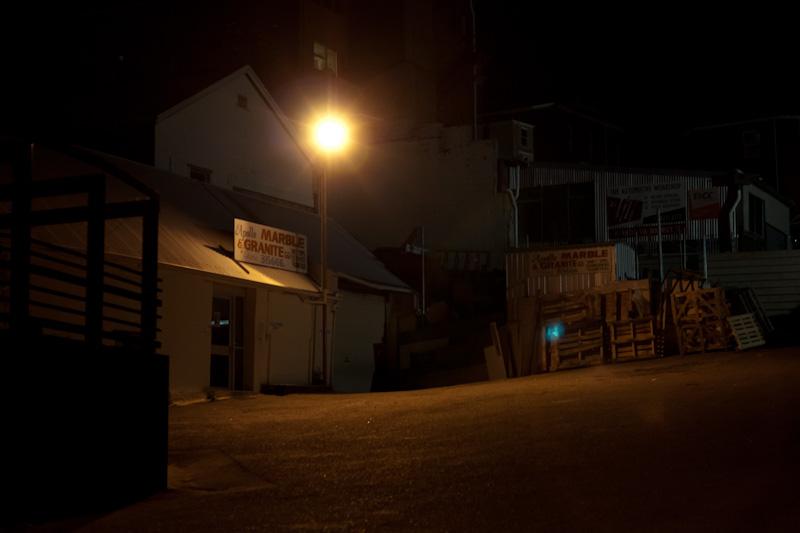 ノースホバートの夜 _f0137354_20521641.jpg