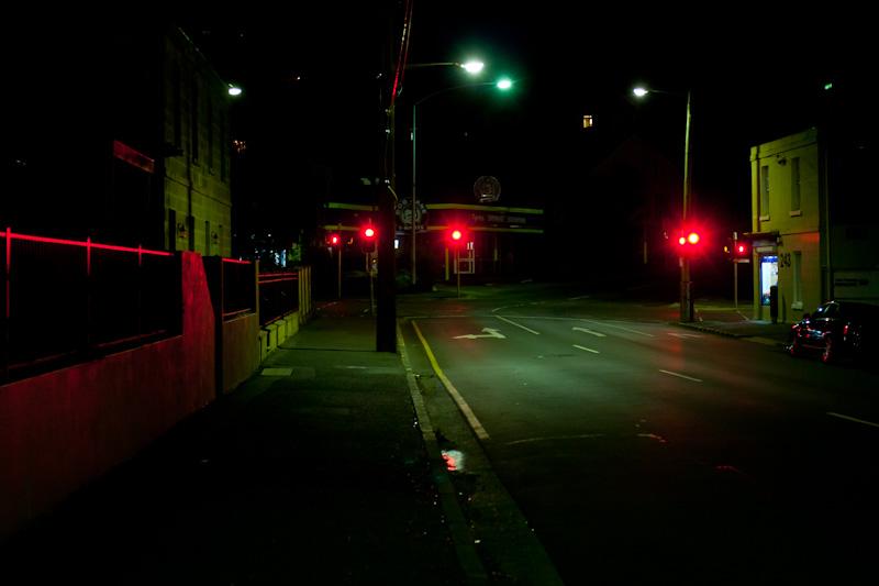 ノースホバートの夜 _f0137354_20523295.jpg