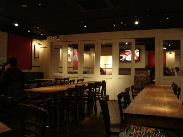 中野「肉食系ビストロワイン酒場 tsui-teru!」へ行く。_f0232060_2351275.jpg