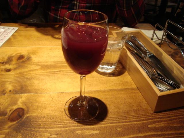 中野「肉食系ビストロワイン酒場 tsui-teru!」へ行く。_f0232060_2354464.jpg