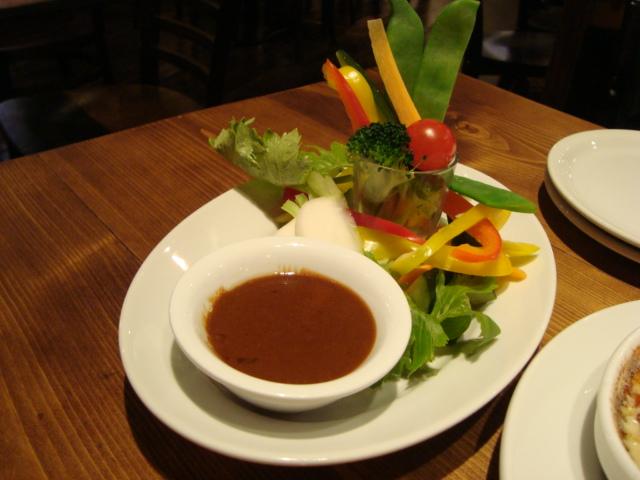 中野「肉食系ビストロワイン酒場 tsui-teru!」へ行く。_f0232060_2359320.jpg