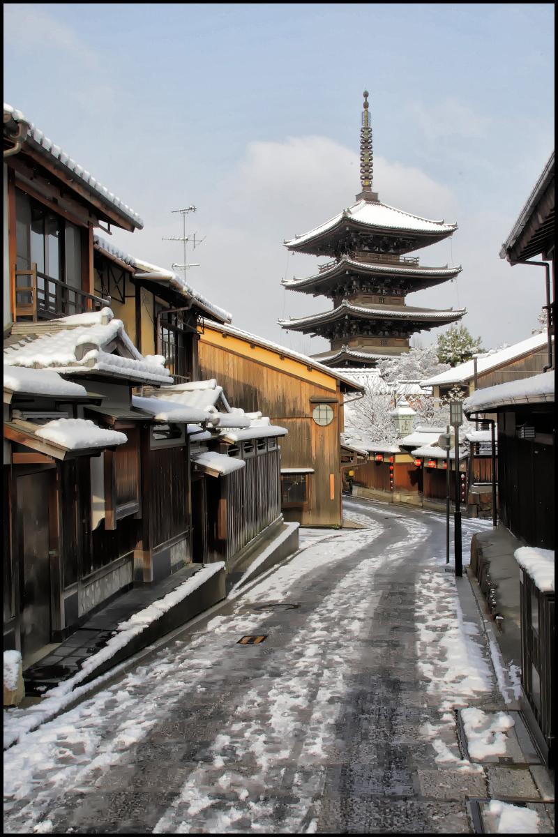 雪景色 <京都>_f0021869_11184675.jpg
