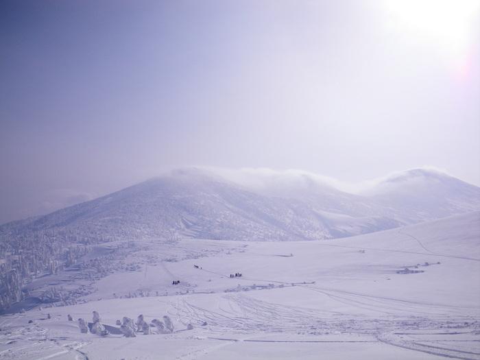 八甲田極楽スキー&温泉ツアー(その4) ~ 2012年2月14日_f0170180_20321415.jpg