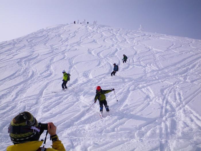 八甲田極楽スキー&温泉ツアー(その4) ~ 2012年2月14日_f0170180_20382493.jpg