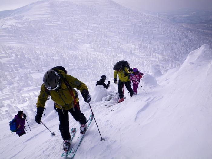 八甲田極楽スキー&温泉ツアー(その4) ~ 2012年2月14日_f0170180_20393214.jpg
