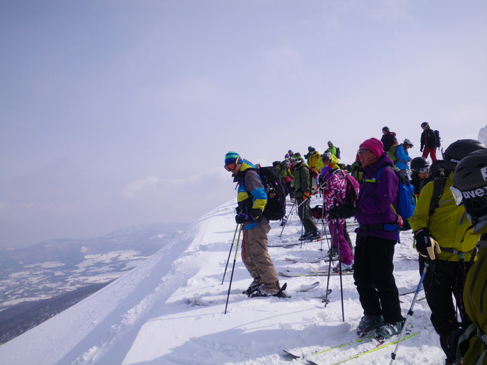 八甲田極楽スキー&温泉ツアー(その4) ~ 2012年2月14日_f0170180_2041971.jpg