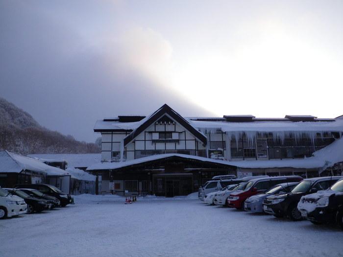 八甲田極楽スキー&温泉ツアー(その4) ~ 2012年2月14日_f0170180_5265569.jpg