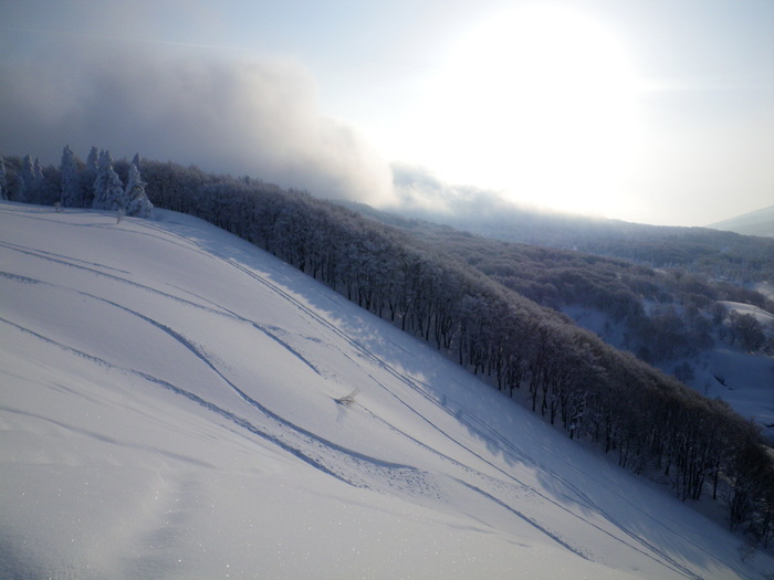八甲田極楽スキー&温泉ツアー(その4) ~ 2012年2月14日_f0170180_782664.jpg