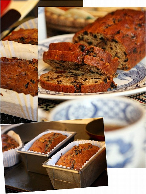 ボイルドケーキと パンケーキ_a0107981_8133696.jpg