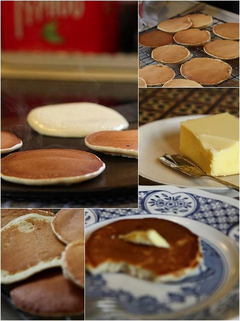 ボイルドケーキと パンケーキ_a0107981_814443.jpg