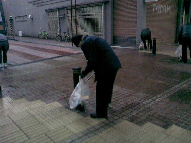 2/23 本日の530清掃活動_b0245781_11385720.jpg