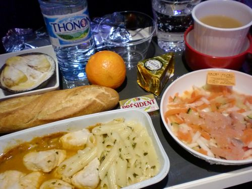 旅日記 モロッコ・パリ JAN2011 その18 AF276 東京行き A380_f0059796_0333246.jpg