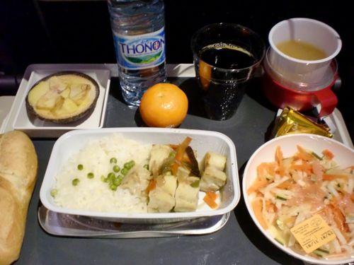 旅日記 モロッコ・パリ JAN2011 その18 AF276 東京行き A380_f0059796_033557.jpg