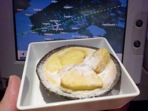 旅日記 モロッコ・パリ JAN2011 その18 AF276 東京行き A380_f0059796_0341191.jpg