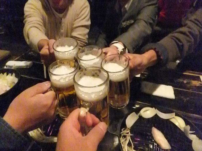 涙の送別会! ラスト ジンギスカン!_c0226202_2145388.jpg