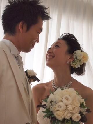 花嫁さまから届いたお写真♪_a0136507_14195293.jpg
