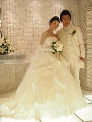 花嫁さまから届いたお写真♪_a0136507_14301261.jpg