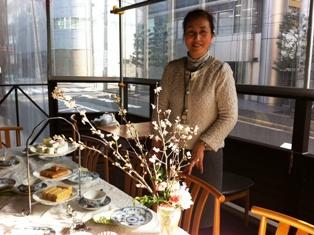 ~さくらのお茶で、春を味わう~_f0153807_1726528.jpg