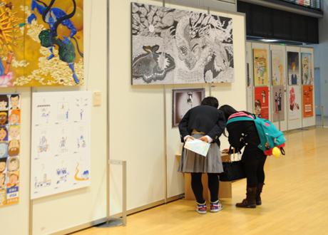 NSCデザイン博覧会2012開催しています。_b0110019_16522454.jpg