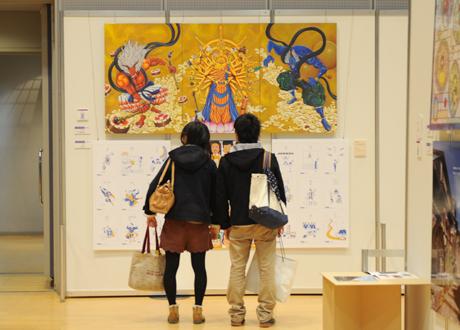 NSCデザイン博覧会2012開催しています。_b0110019_1652289.jpg