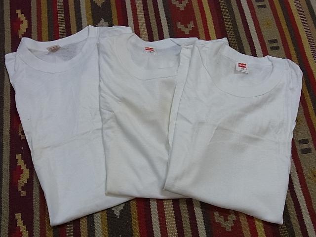 アメリカ仕入れ情報#55  デッドストック 無地Tシャツ!色々。_c0144020_15152484.jpg