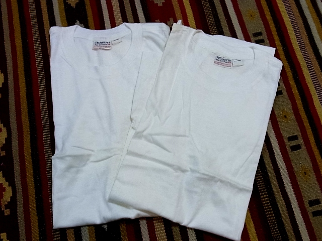 アメリカ仕入れ情報#55  デッドストック 無地Tシャツ!色々。_c0144020_15164874.jpg