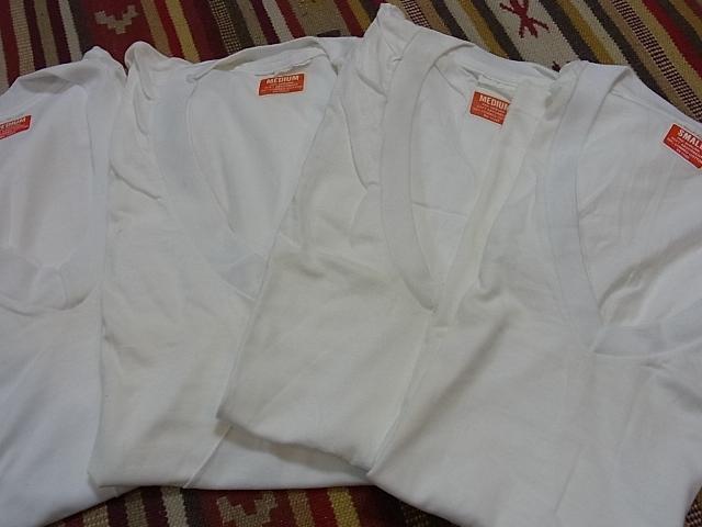 アメリカ仕入れ情報#55  デッドストック 無地Tシャツ!色々。_c0144020_15173137.jpg