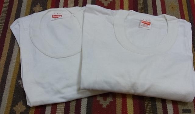 アメリカ仕入れ情報#55  デッドストック 無地Tシャツ!色々。_c0144020_1518224.jpg