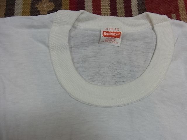 アメリカ仕入れ情報#55  デッドストック 無地Tシャツ!色々。_c0144020_1518780.jpg